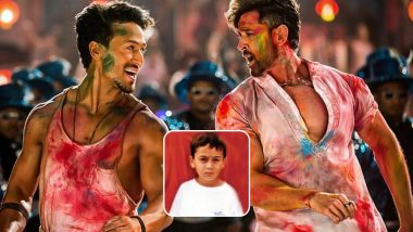 Did You Know Tiger Shroff First Met Hrithik Roshan When He Was A Child?