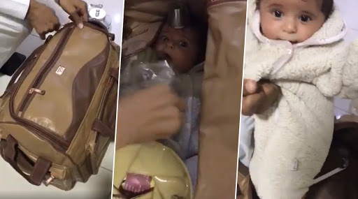 Old Video of Toddler Found in Travel Bag in Dubai Goes Viral After IPS Officer Shares it on Social Media, Twitterati Goes Berserk