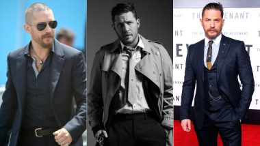 Happy Birthday Tom Hardy! 7 Times The Venom Actor Sported Deadly Hot Looks - View Pics