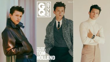 Tom Holland Plays A British Boy To Perfection On The Cover Of GQ Style! View Photoshoot Pictures