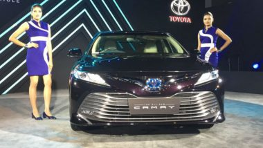 Toyota Car Sales Plunge 24 Per Cent in India in August