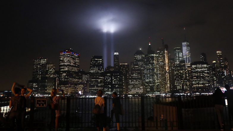 New York's 9/11 'Tribute in Light' at World Trade Centre Endangers Lives of 1,60,000 Birds Each Year