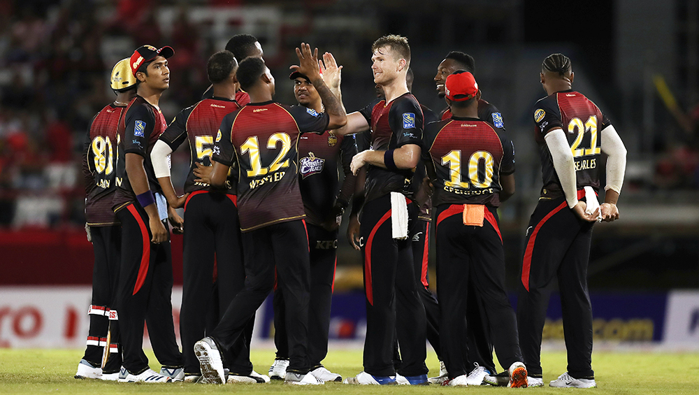 Guyana Amazon Warriors vs Trinbago Knight Riders, CPL 2019 Match LIVE Cricket Streaming on Star Sports and Hotstar: Live Score, Watch Free Telecast on TV & Online