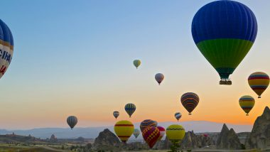 From Hammam to Hot Air Ballooning, Here Are Five Most Exciting Things You Can Only Do in Turkey