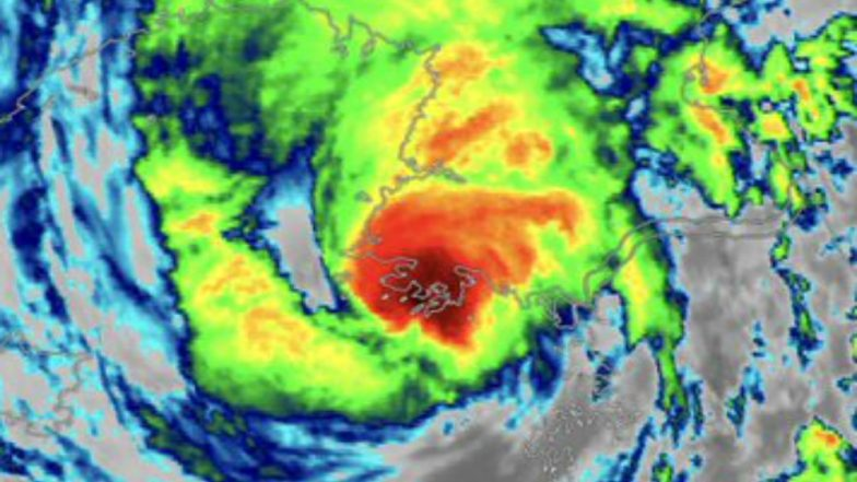 Tapah Hits Japan: Tropical Storm Damaged Several Houses, 30 Injured, 54 Domestic Flights Cancelled