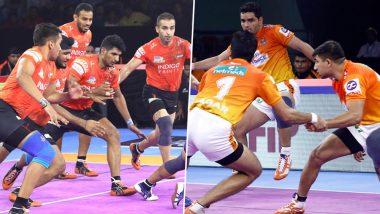 Puneri Paltan Vs U Mumba PKL 2019 Match Free Live Streaming and Telecast Details: Watch PUN vs MUM, VIVO Pro Kabaddi League Season 7 Clash Online on Hotstar and Star Sports