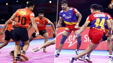 U Mumba vs UP Yoddha PKL 2019 Match Free Live Streaming and Telecast Details: Watch MUM vs UP, VIVO Pro Kabaddi League Season 7 Clash Online on Hotstar and Star Sports