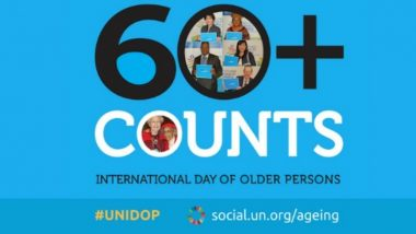 International Day of Older Persons 2019: Theme and Significance of the Day To Empower Elderly People