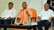 'Bakwas Bandh Karo': Yogi Adityanath Lashes Out at Officials During Coronavirus-Related Meeting, Gautam Budh Nagar DM Replaced (Watch Video)