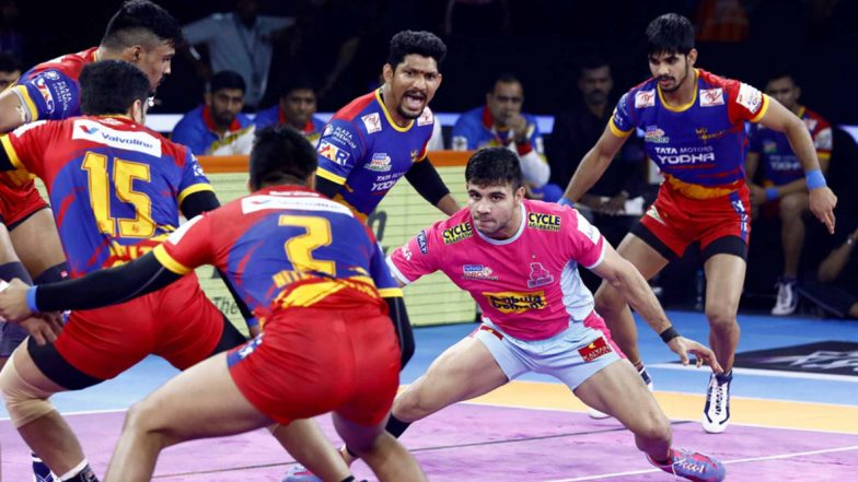 PKL 2019 Dream11 Prediction for U Mumba vs UP Yoddha: Tips on Best Picks for Raiders, Defenders and All-Rounders for MUM vs UP Clash