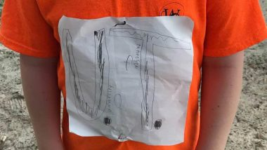 University of Tennessee Offers 4-Year Scholarship to Bullied Boy Who Designed Viral UT School T-shirt
