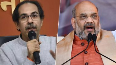 Raigad Landslides: Amit Shah Speaks to Maharashtra CM Uddhav Thackeray After Over 30 Die; Says 'Extending All Help'