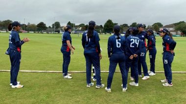 Live Cricket Streaming of ICC World Twenty20 Women's Qualifier 2019 Online: Watch Live Score of Ireland vs Papua New Guinea and United States vs Namibia T20I Matches on YouTube