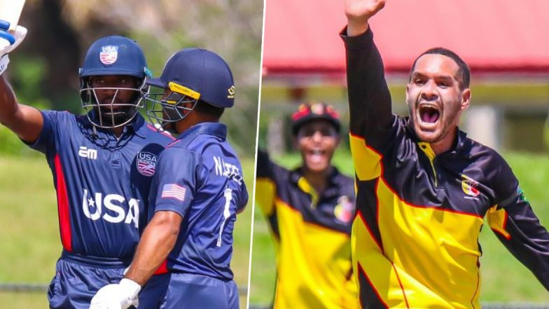 Live Cricket Streaming of USA vs PNG 3rd ODI 2019 Online: Check Live Cricket Score, Watch Free Live Telecast of ICC CWC League 2 Match on 'USA Cricket' YouTube Channel