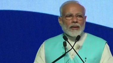 Singapore-India Hackathon 2019 Event At IIT-Madras: PM Narendra Modi Impressed With Camera Detecting Who Is Paying Attention, to Recommend Its Use in Parliament