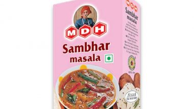 MDH Sambhar Masala Recalled After US FDA Found Salmonella Contaminated Products Were Distributed
