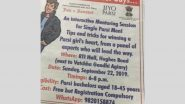 Parsi Bachelors to Get Dating Tips And Ways to Impress Girls Within Community At Special Meet in Mumbai on September 22