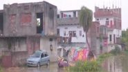 Varanasi Floods: River Ganga Nears Danger Mark, Low Lying Areas Flooded