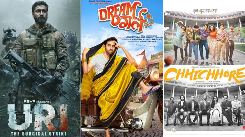 Dream Girl Box Office Report Day 1: Ayushmann Khurrana Starrer Mints Rs 10.05 Crore, Beats Opening Day Collection of Uri The Surgical Strike and Chhichhore