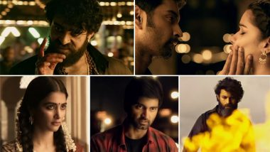 Valmiki Trailer: Varun Tej And Atharvaa Murali Own Up The Screen Space! (Watch Video)