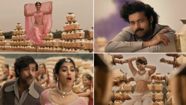 Vamiki Song Elluvochi Godaramma Promo: Pooja Hegde Tries to Replicate Sridevi in This Recreated Iconic Track From Devatha