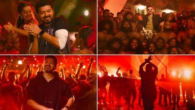 Thalapathy Vijay's Song Verithanam from Bigil Hits 1 Million Likes on YouTube, Fans Trend #VerithanamHitsRecord1MLikes