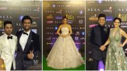IIFA20 Awards 2019 Green Carpet Pics: Ayushmann Khurrana, Vicky Kaushal, Sara Ali Khan and Other Bollywood Celebs Make a Stylish Appearance
