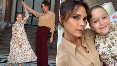 Victoria Beckham Brings Back Trench Coat and Midi Dresses! Posh Spice Might Be the Saviour Fashion Industry Needed