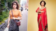 Shakuntala Devi: Human Computer - Sanya Malhotra to Play Vidya Balan's Daughter in the Biopic on Indian Mathematician