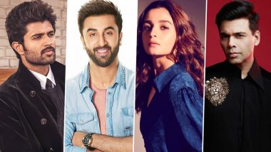 Arjun Reddy Fame Vijay Deverakonda Has Some Amazing Things to Say About Ranbir Kapoor, Alia Bhatt and Karan Johar