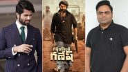 Valmiki Is Now Gaddalakonda Ganesh: Vijay Deverakonda, Vamshi Paidipally and Others React to the Name Change of Harish Shankar's Film Ahead of Release