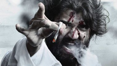 World Famous Lover First Look: Vijay Deverakonda's Rugged Avatar Gives Major Arjun Reddy Vibes