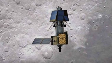 Chandrayaan 2: India's Moon Lander Vikram All Set to Land on The Moon