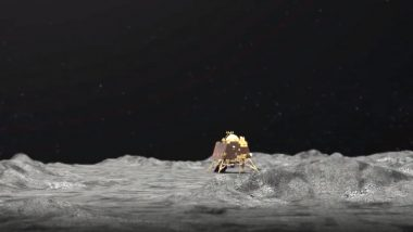 Chandrayaan 2 Update: NASA Lunar Orbiter to Fly Over Vikram Lander Lying on Moon Surface, Likely to Send Pictures