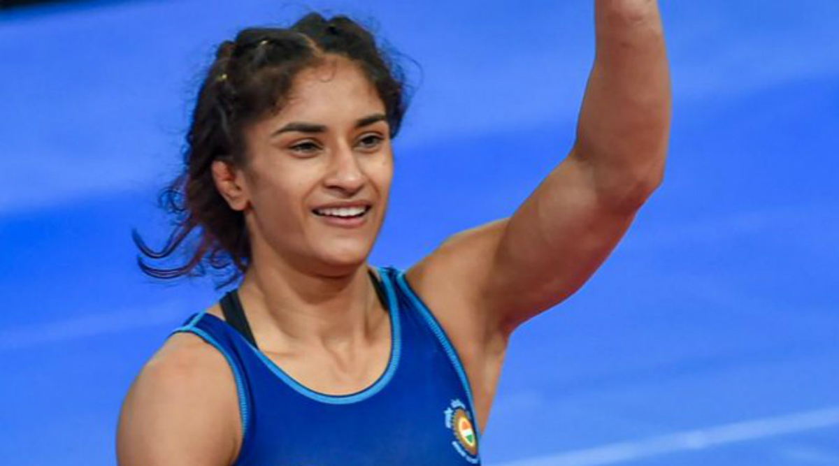 Vinesh Phogat Clinches Gold Medal, Beats Luisa Melendres in Final of Rome Ranking Series 2020