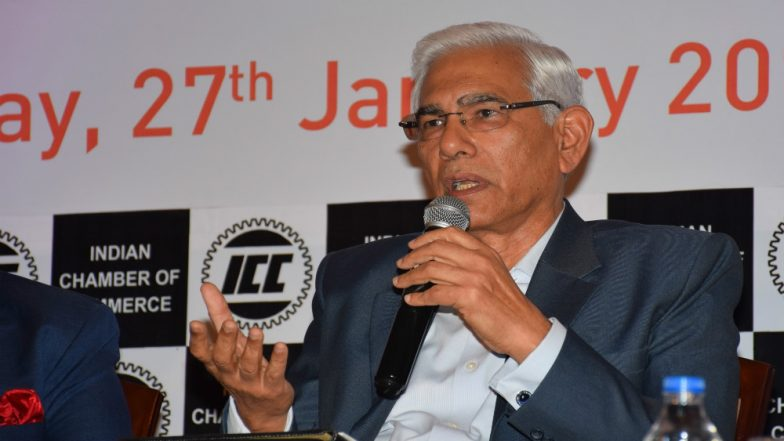 If Sourav Ganguly Becomes BCCI President Then It's Very Happy Development, Says CoA Chief Vinod Rai