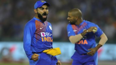 India vs South Africa 2nd T20I Match Report: Virat Kohli Stars as IND Romp to Seven-Wicket Victory Over SA in Mohali