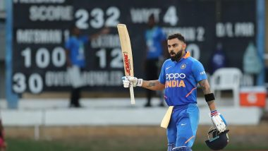 Virat Kohli Leads India to Emphatic Win Over South Africa: Indian Captain Equals Former Pakistan All-Rounder Shahid Afridi's Feat with Another Man of the Match Performance