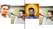 Virat Kohli Posts Throwback Photo From Teenage Days, Netizens Troll Indian Skipper With Funny Memes and Hilarious Tweets!