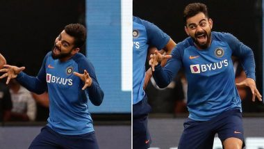 Virat Kohli Loves Making Funny Faces and His Cute Expressions In Latest Instagram Pic Has Our Attention!