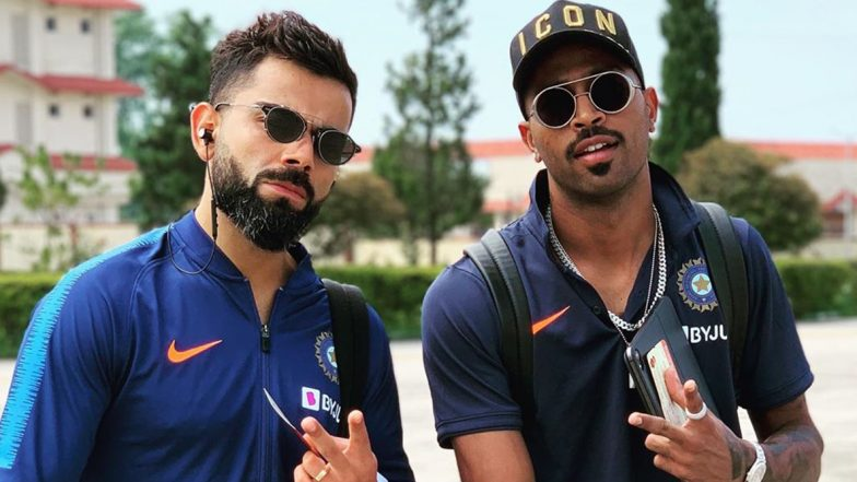 Virat Kohli and Hardik Pandya 'Travel in Style' to Mohali For India vs South Africa 2nd T20I Match (View Pic)