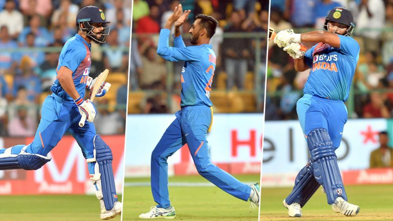 India vs South Africa 3rd T20I: From Virat Kohli to Krunal Pandya, Players Who Cost India First T20I Home Series Victory Over Proteas
