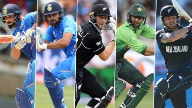 Highest Run-Scorer in T20Is: Virat Kohli Overtakes Rohit Sharma to Top the List of Batsmen With Most Runs in Twenty20 International Matches