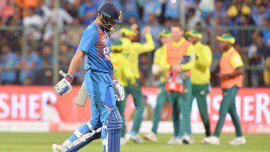Virat Kohli Admits That India Failed to Read the Tempo of the Game, After Defeat Against South Africa in 3rd T20I 2019