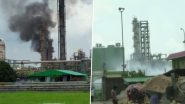West Bengal: Fire Erupts at Naphtha Cracker Unit of Haldia Petrochemicals, Over 15 Injured