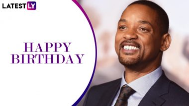 Will Smith Birthday Special: From Ali to The Pursuit Of Happyness, Here's a List of the Actor's Must-Watch Films