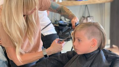 Pink's Daughter, Willow Looks As Cool As Her Mom With New Short Hair and Side Shave