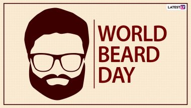 World Beard Day 2019 Date: History, Theme, Significance of the Day Dedicated to Men's Facial Hair