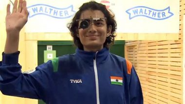 Yashaswini Singh Deswal Wins Gold in ISSF World Cup 2019, Shooter Secures 9th Olympic Quota for India