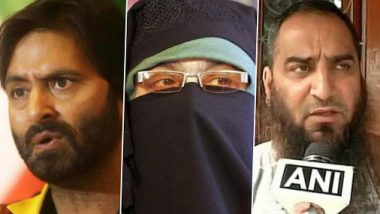Jammu and Kashmir: Home Ministry Mulls Prosecution Sanctions on Yasin Malik, Asiya Andrabi and Masarat Alam Under UAPA